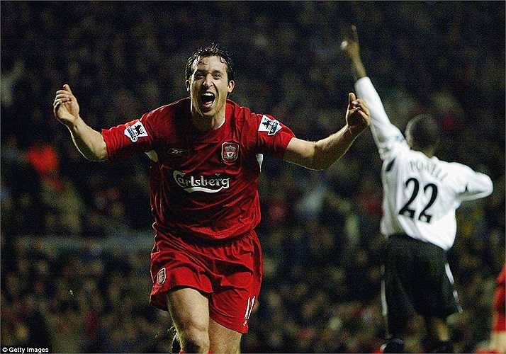 10. Robbie Fowler (Liverpool, Leeds United, Manchester City, Blackburn Rovers) - 162