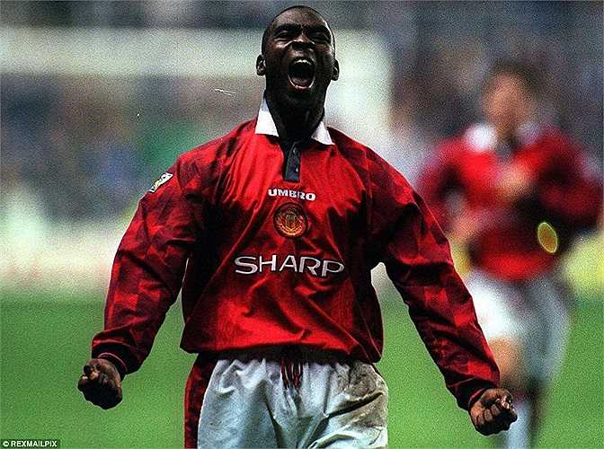 6. Andy Cole (Newcastle, Manchester United, Blackburn, Fulham, Manchester City, Portsmouth) - 187 bàn
