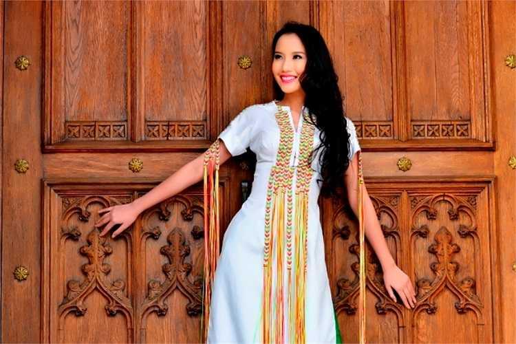 Trương Minh Xuân Thảo (nickname Primmy Trương) là hot girl, người mẫu teen nổi bật của đại học RMIT.