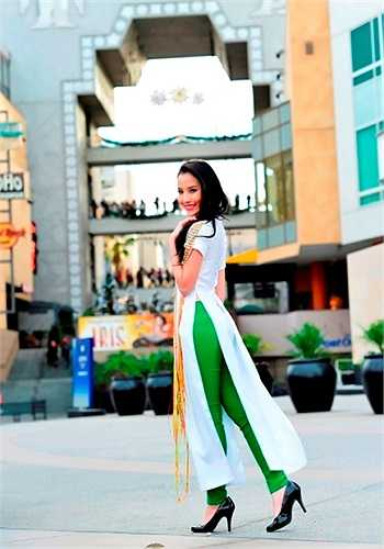 Từ đó đến nay, Xuân Thảo đã có nhiều bước tiến trong sự nghiệp người mẫu của mình.