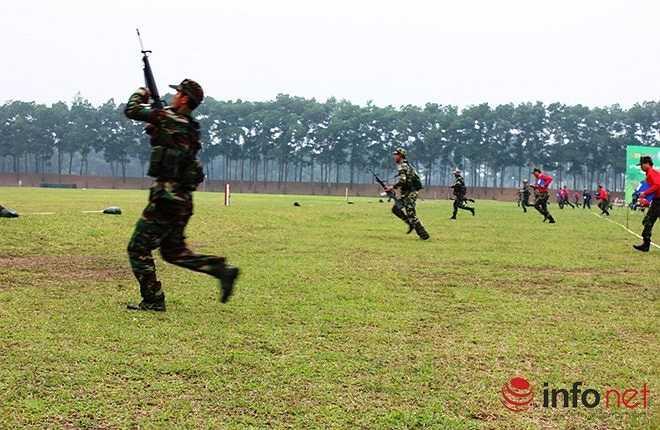 Trong Giải bắn súng quân dụng Quân đội các nước ASEAN lần thứ 24 (AARM-24), Trường bắn Miếu Môn đã chuẩn bị kỹ càng để đón tiếp và giới thiệu về sự tiến bộ vượt bậc của tiềm lực quân sự Việt Nam đến với bạn bè quốc tế. (Theo Infonet)