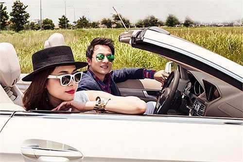 Dương Khắc Linh: 'Chúc hai vợ chồng thêm 1000 năm hạnh phúc. Hai người là cặp đôi dễ thương nhất, đáng yêu nhất và hợp với anh nhất'