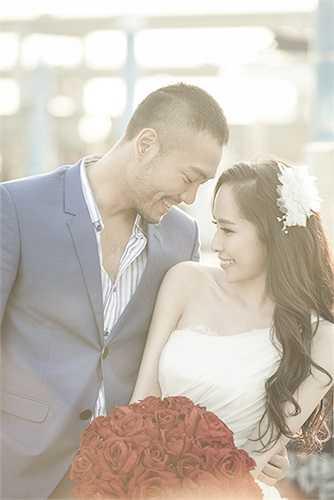 Vì vậy, cặp đôi đã có kế hoạch sang Hàn Quốc chụp hình cưới sau bộ ảnh tại Việt Nam được mọi người yêu mến.