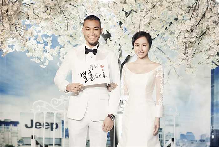 Họ sẽ tổ chức lễ cưới vào cuối tháng 11 này.