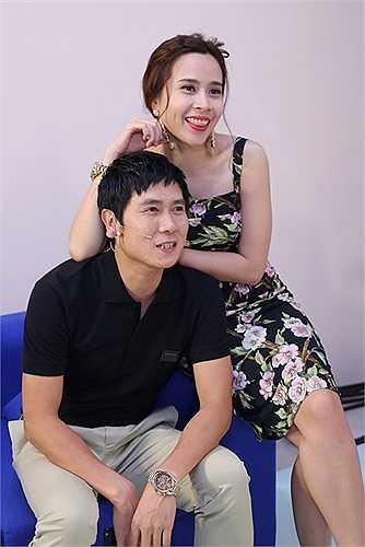 Sự đầu tư về hình ảnh của vợ chồngLưu Hương Giang - Hồ Hoài Anh nhận được nhiều lời khen.