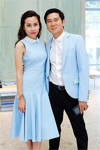 Cặp đôi đã xây dựng được hình ảnh một cặp đôi đẹp về phong cách.