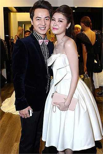 Đăng Khôi - Thủy Anh: Không chỉ nhận được lời khen 'trai tài gái sắc', vợ chồng Đăng Khôi - Thủy Anh còn sở hữu gu thời trang khá ổn.