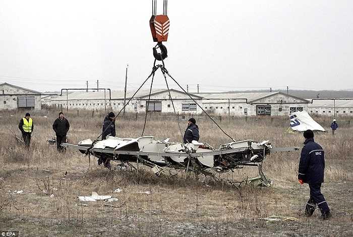 Vụ tai nạn xảy ra vào ngày 17/7/2014