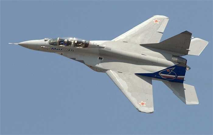 Chiến cơ thế hệ 4++ MiG-35