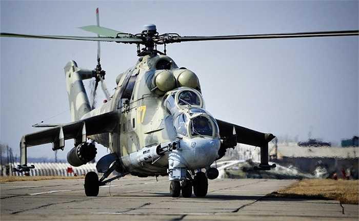 Trực thăng tấn công Mi-24