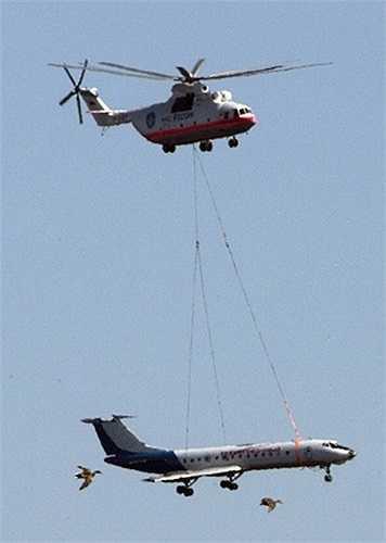 Trực thăng vận tải hạng nặng Mi-26