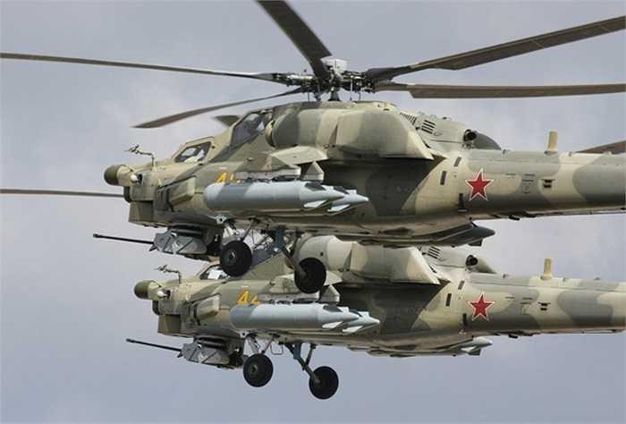 Trực thăng chống thiết giáp Mi-28N