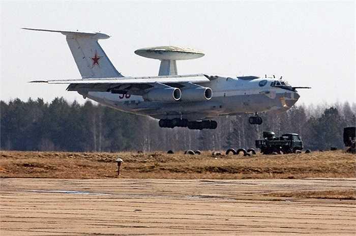 Máy bay cảnh báo sớm Beriev A-50