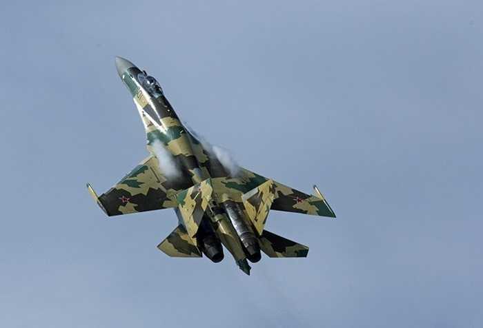 Chiến cơ thế hệ 4++ Su-35