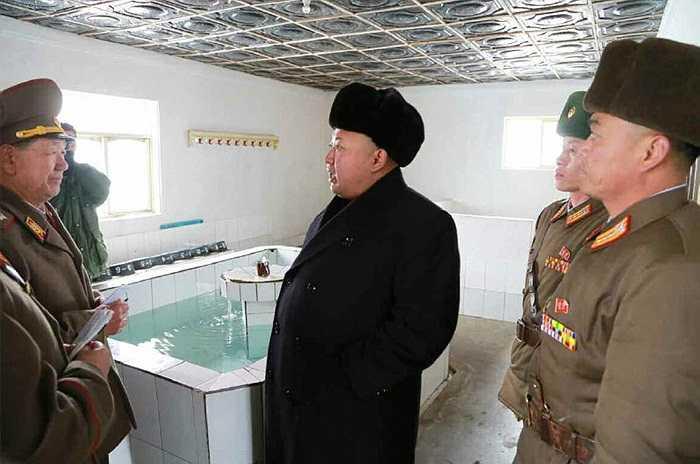Nhà lãnh đạo họ Kim yêu cầu các binh sỹ nâng cao giáo dục tư tưởng chính trị