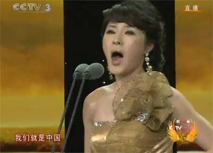 Nhan sắc nữ ca sỹ Lạc Phi, tình nhân của cựu quan chức đường sắt Trung Quốc