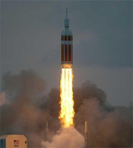 Số tiền NASA bỏ ra cho cuộc thử nghiệm lên đến 375 triệu USD.