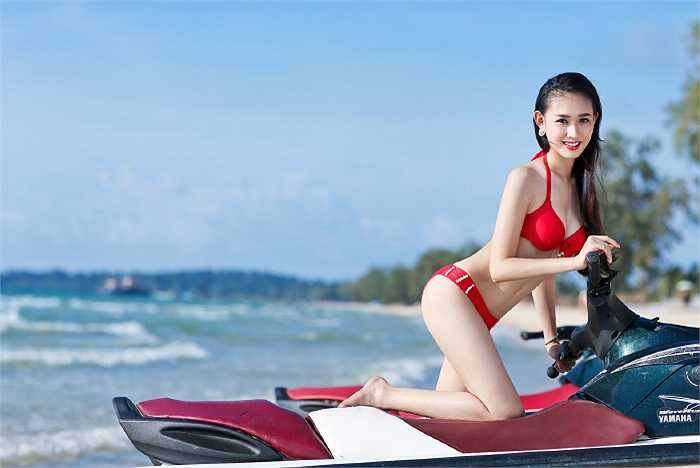 Đã có nhiều gương mặt nổi bật, ấn tượng, tiềm năng cho ngôi vị Hoa hậu Việt Nam 2014.