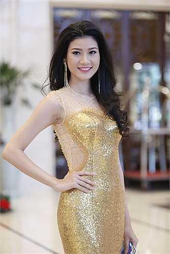 Trang Trần Diễm Quỳnh (SBD 716) đến từ TP HCM.