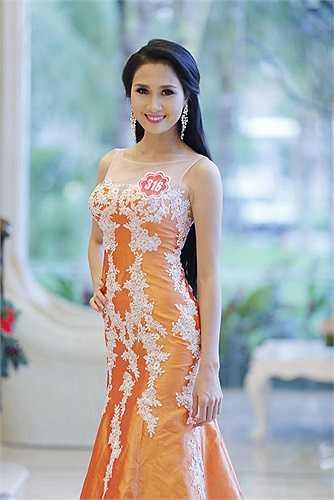 Nguyễn Thị Hà (SBD 316) đến từ Quảng Bình.