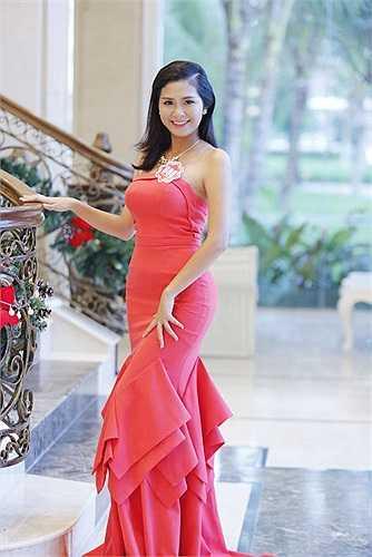 Hoàng Bích Ngọc Ánh (SBD 086) đến từ Hà Nội.