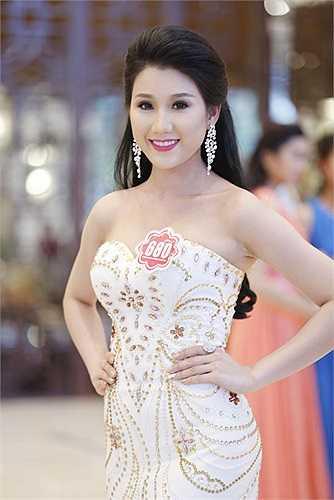 Nguyễn Thị Bảo Như (SBD 680) đến từ Kiên Giang.