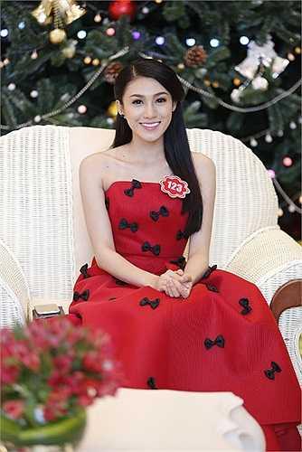 Thí sinh Lê Thị Ngân Hà (SBD 123) đến từ TP HCM.