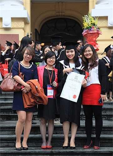 Hiện tại, Mai Ly đang chuẩn bị cho con đường sự nghiệp của bản thân sau khi tốt nghiệp