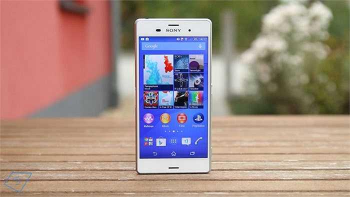 Sony Xperia Z3    Cùng lúc với Xperia Z1 và Z2, Z3 cũng được Sony Việt Nam giảm giá 1 triệu đồng trong tuần qua. Máy hiện được bán với giá 15,99 triệu đồng. Theo các đại lý, Xperia Z3 hiện có doanh số tốt hơn so với Xperia Z1 và Z2, nhưng bán chậm hơn trước kể từ khi iPhone 6 lên kệ. Do đó, Sony Việt Nam đã phải điều chỉnh giá bán để tăng sức mua.