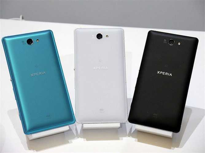 7. Sony Xperia ZL2    Vì có cấu hình tương đương với Xperia Z2, nên Xperia ZL2 còn được ví như phiên bản vỏ nhựa của Xperia Z2. Tại Việt Nam, model xách tay này được bán với giá 7,1 triệu đồng. Theo các chủ cửa hàng, đa số máy trên thị trường đều là phiên bản của nhà mạng Au KDDI (Nhật Bản).