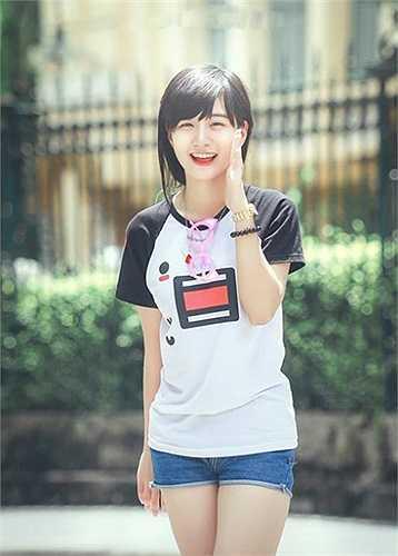 Thanh Hà hiện đang là sinh viên năm thứ 2 của ngành Khoa học Môi trường- Đại học Lâm nghiệp Hà Nội.