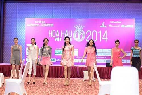 Trước khi đến với Hoa hậu Việt Nam, Huyền My đã khá nổi tiếng bởi kinh nghiệm làm người mẫu cũng như những thông tin về gia thế 'hoành tráng' của gia đình cô.
