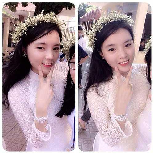 Nguyễn Cao Kỳ Duyên vừa trở thành tân Hoa hậu Việt Nam 2014. Người đẹp sinh năm 1996 là cựu nữ sinh của trường THPT chuyên Lê Hồng Phong, Nam Định, hiện tại đang là sinh viên Đại học Ngoại thương, Hà Nội.