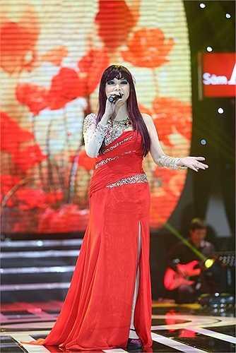 Dấu ấn - Liveshow ca nhạc đầu tiên và có thể nói là duy nhất của nữ danh ca Bảo Yến đã diễn ra trong sự chào đón cuồng nhiệt của hàng ngàn khán giả