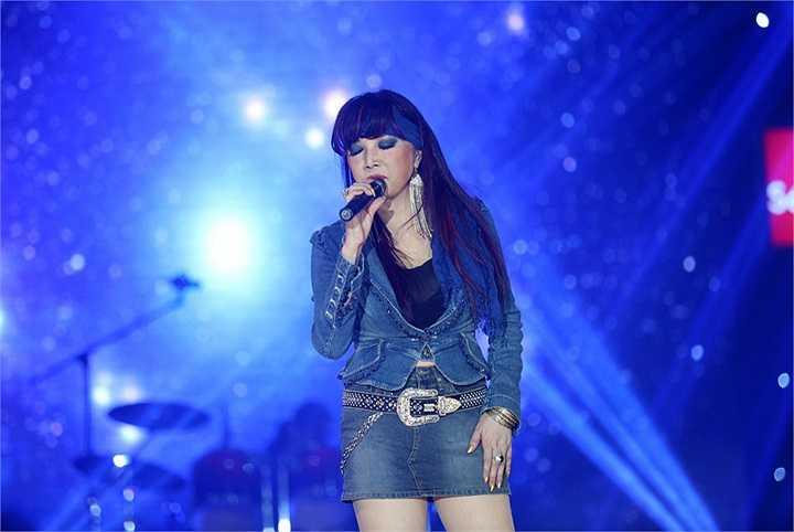 Không chỉ nổi tiếng với nhạc trữ tình, cách mạng, Bảo Yến còn là ca sĩ Việt Nam thể hiện rất thành công những ca khúc nhạc nước ngoài