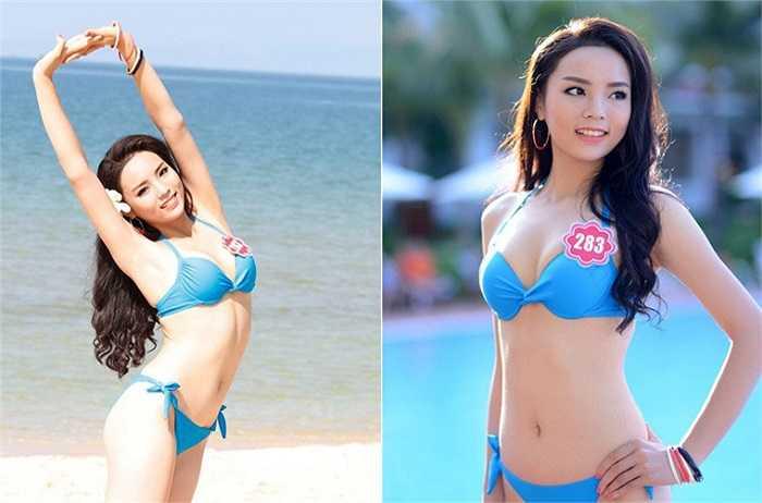 Trong đêm chung kết, Nguyễn Cao Kỳ Duyên đã tỏa sáng và đăng quang Hoa hậu Việt Nam 2014.