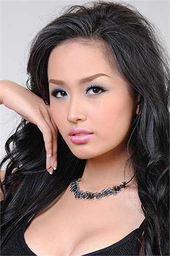 Mai Phương Thúy từng là thành viên của Công ty người mẫu New Talent.