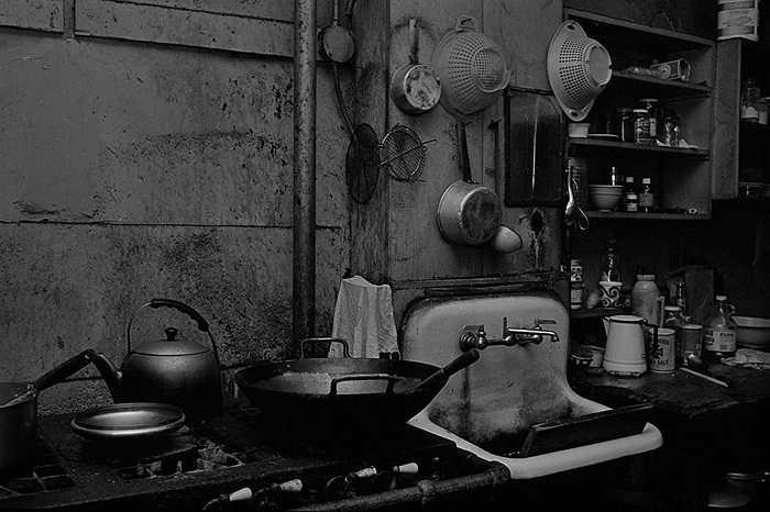 Bếp ăn của người Hoa ở New York đầu những năm 1980