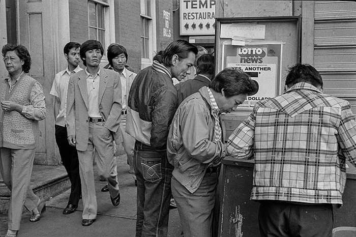 Người gốc Hoa trên đường phố New York