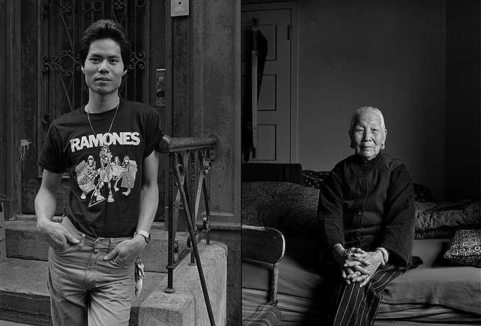 Những người gốc Hoa ở Mỹ đầu những năm 1980