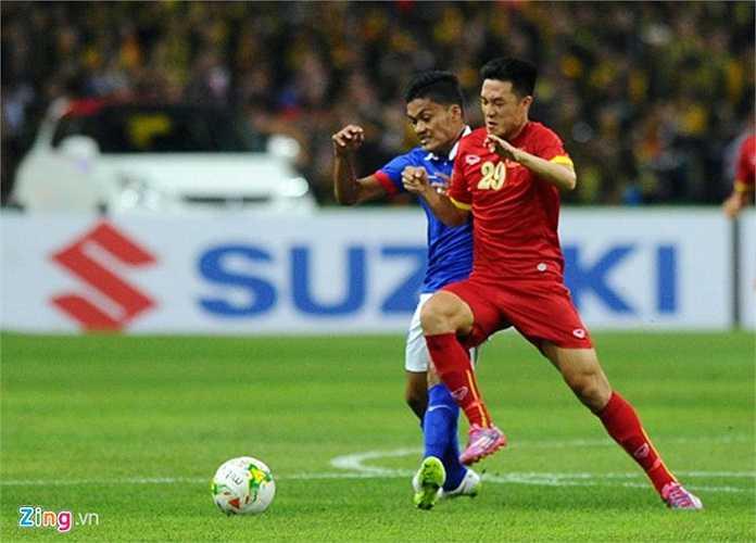 ĐT Việt Nam bước vào trận bán kết lượt đi AFF Cup 2014 dưới sức ép của 80.000 CĐV Malaysia tại sân Shah Alam