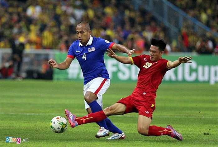 Malaysia quyết tâm tái lập kỳ tích thắng 2-0 tại AFF Cup 2010