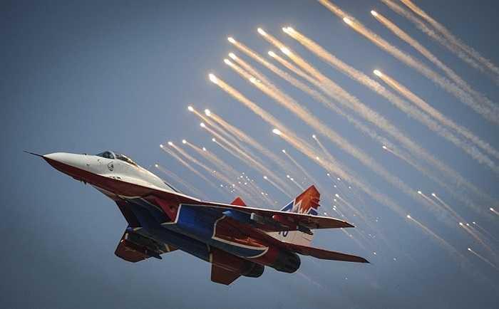 MiG-29 của đội bay Chim Yến
