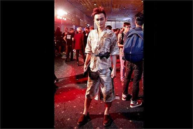 Phong cách thời trang mang hơi hướng Nhật Bản khá khó thấy đẹp bởi vẫn còn quá mới mẻ đối với người Việt Nam.
