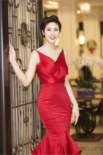 Mặc dù không phải là Hoa hậu được đánh giá cao tại thời điểm đăng quang nhưng cô là một trong những mỹ nhân Việt đẹp lên theo thời gian.