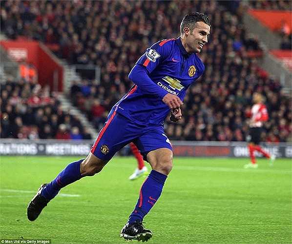 Tuy nhiên Man Utd đang có phong độ rất tốt. Họ có 4 trận thắng liên tiếp và Southampton cũng không phải là ngoại lệ