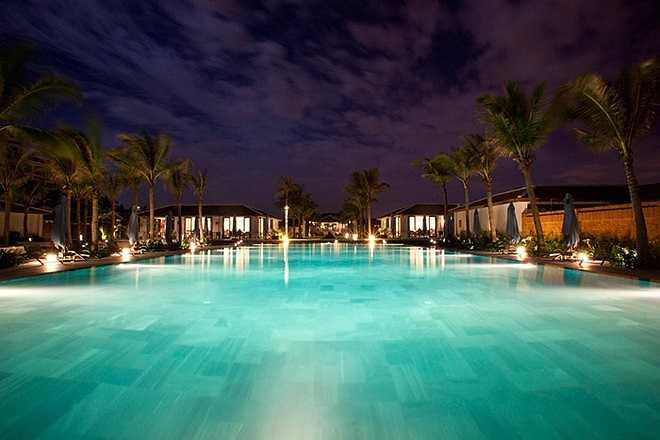 Fusion Maia Resort Đà Nẵng, khách sạn tốt nhất toàn cầu: Mỗi năm, tạp chí uy tín và danh tiếng hàng đầu Anh Quốc - Tatler Travel Guide đều tổ chức bình chọn những khách sạn tốt nhất toàn cầu với những tiêu chí nhất định. Và năm 2013, Fusion Maia Resort Đà Nẵng là đại diện duy nhất của Việt Nam nằm trong danh sách này. Ảnh: Fusion Maia Resort Đà Nẵng