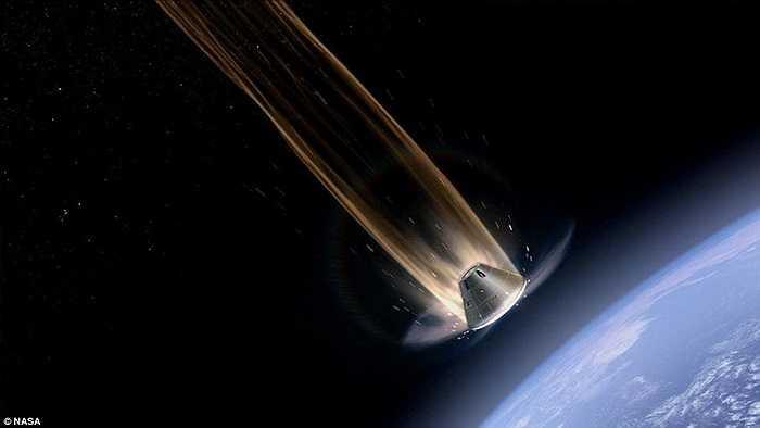 Tàu vũ trụ thế hệ mới Orion được thiết kế với mục đích sẽ là phương tiện chuyên chở chính đưa con người lên sao Hỏa vào năm 2030. Con tàu này đã được phóng thử nghiệm vào hôm 5/12 vừa qua.