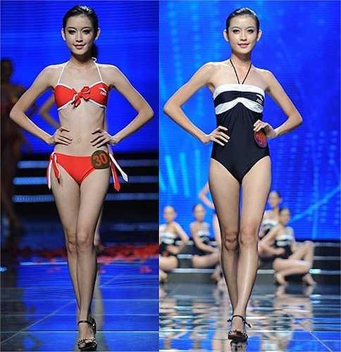 Huyền My tham dự cuộc thi Siêu mẫu châu Á và giành giải Siêu mẫu Ăn ảnh năm 16 tuổi