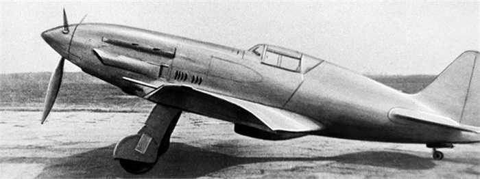 MiG-1, do Cục thiết kế Mikoyan và Gurevich phát triển